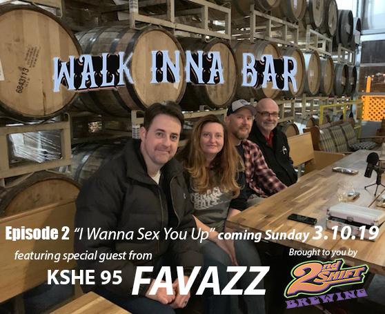 Walk Inna Bar Podcast – Review