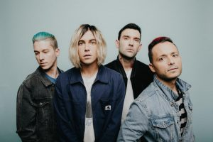Sleeping With Sirens co-headline w/ The Amity Affliction, coming to St. Louis 5/1